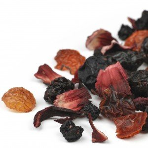 Blackcurrant And Hibiscus Loose Tea