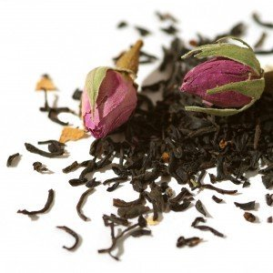 Ceylon and Rose Loose Tea