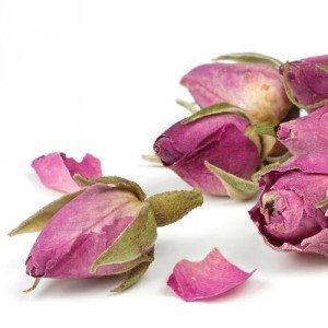Whole Rosebuds Loose Tea