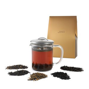 Black Tea Taster Box