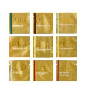 full range of 9 tea bags