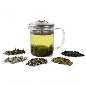 JING Tea Explorer with Tea-iere
