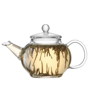 Glass One Cup Teapot - Tea for One