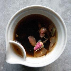 Ceylon & Rose Loose Tea