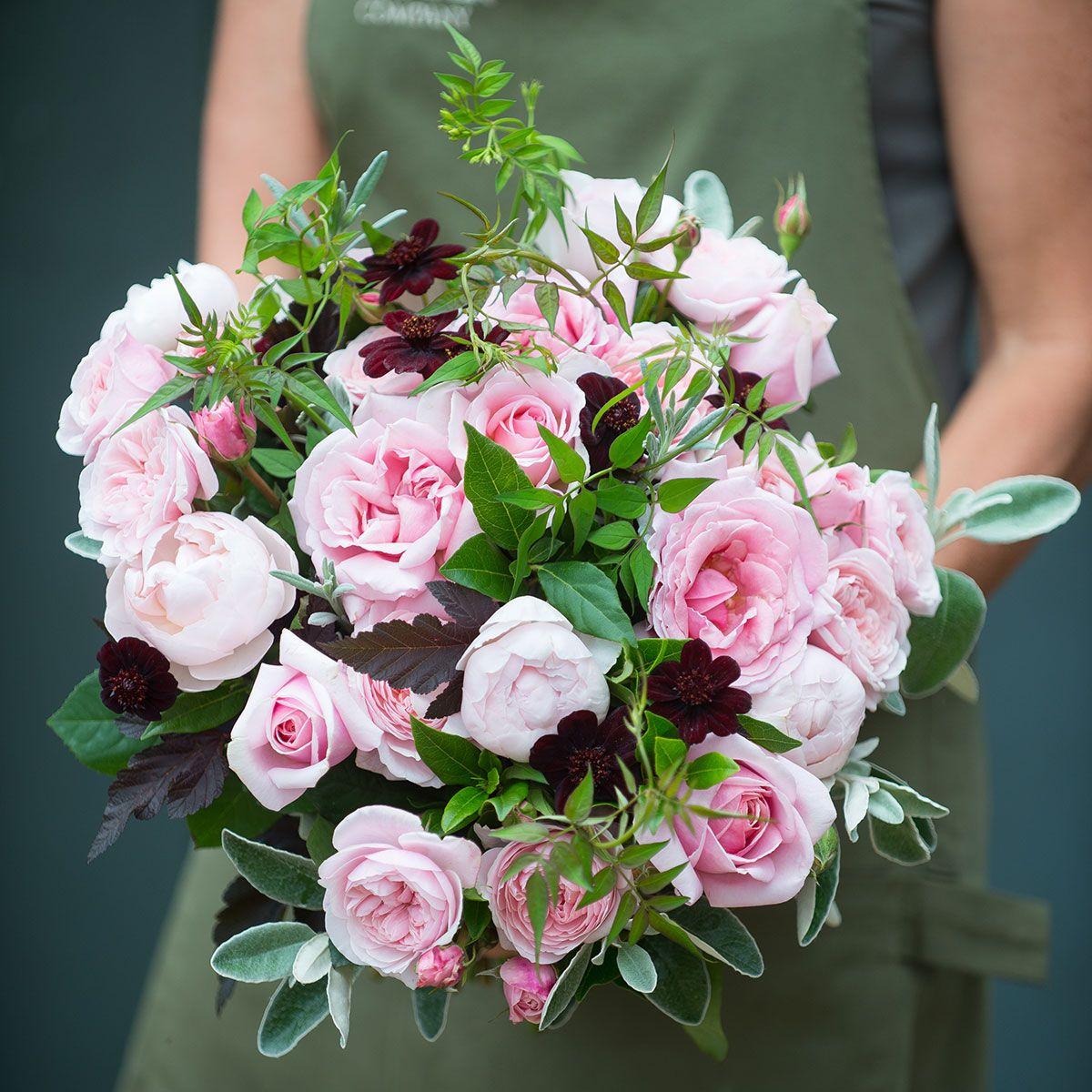Fresh English Roses