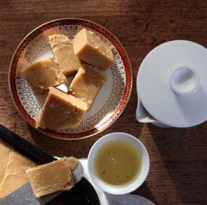 Oolong Tea Pairing