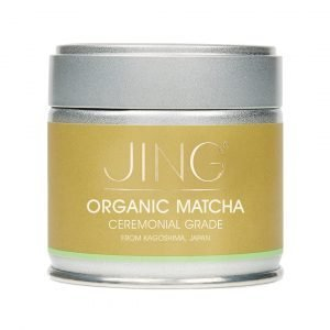 JING Organic Ceremonial Matcha - From Kirishima Japan - Single Origin Matcha Green Tea