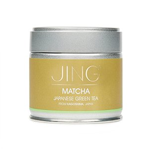 JING Organic Single Origin Matcha Kirishima Japan