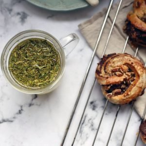 Green Tea Recipes