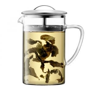 Two Cup Tea-iere