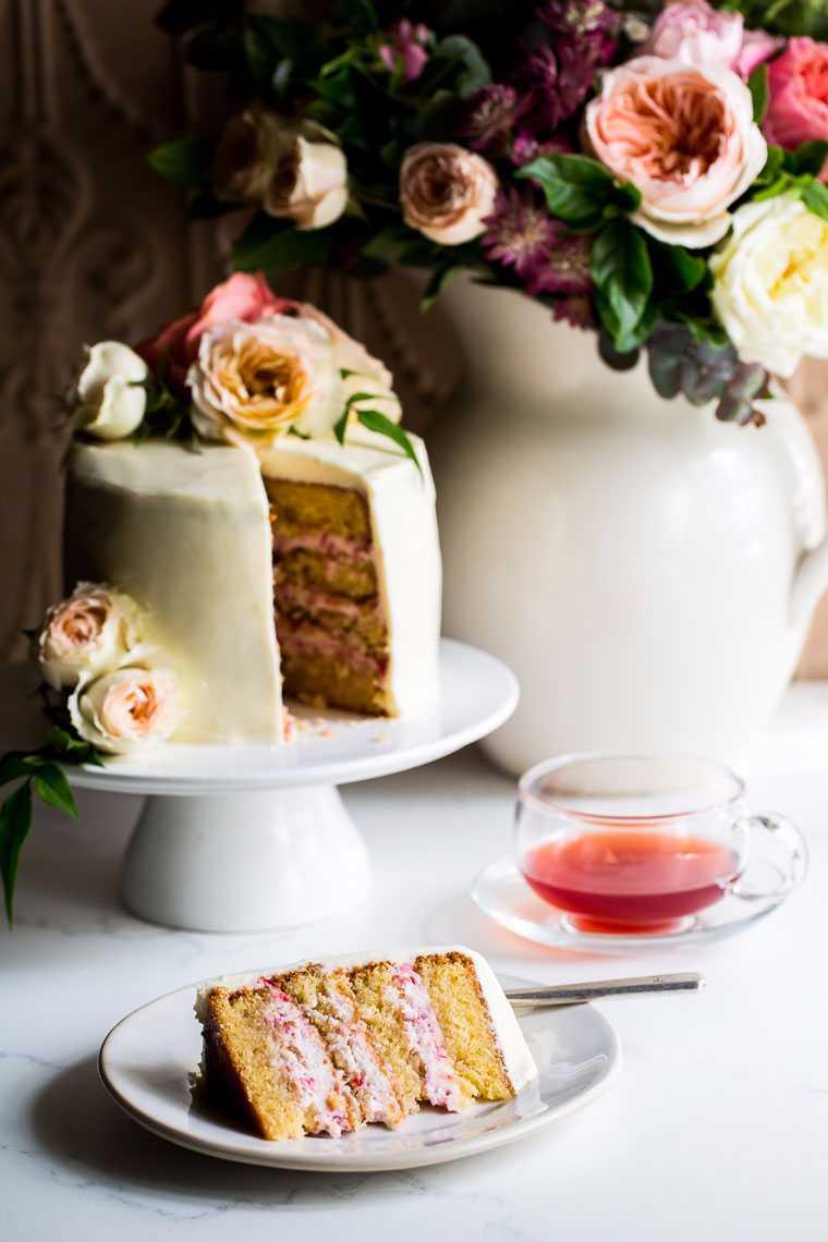 Rose Tea Pairing