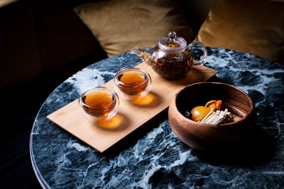 Yunnan Gold Tea Pairing Recipe