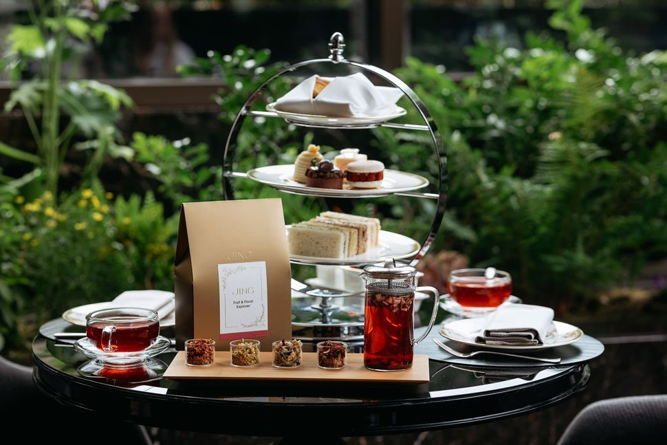 Best Afternoon Tea 2018