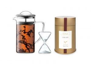 Loose Tea Starter Set Tea Infuser