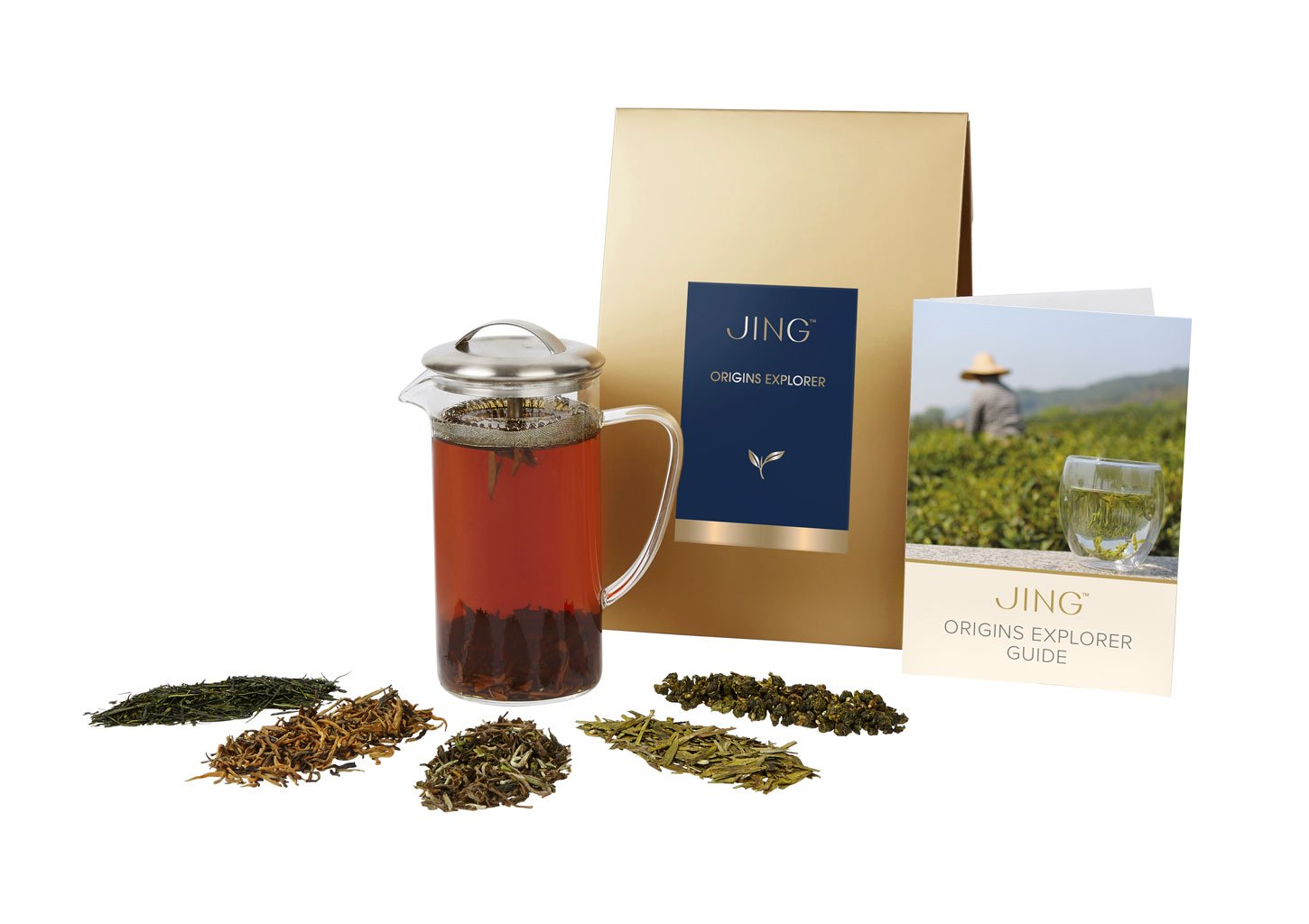 Single Origin Tea Explorer Set