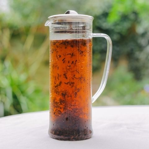 How To Make A Cold Infusion From Tea