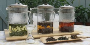Making Hot Concentrated Infusions