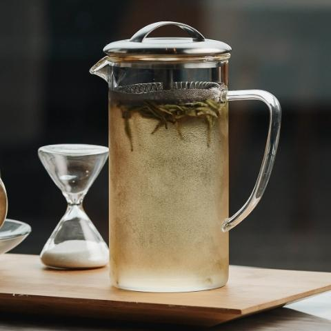 Cold-infusing your jasmine tea is a great way to explore some of its more subtle flavours.