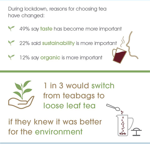 Here are our favourite things we learnt from the survey about UK Tea Habits