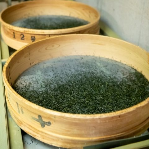 Our Sencha is steamed to halt the oxidation of the leaves, locking in their green colour and promoting a grassy, umami flavour.