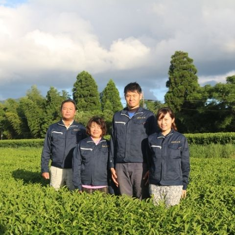 We sat down for a virtual cup of tea with producer Mr Yamaguchi and his son to talk about the process of growing organic tea bushes.