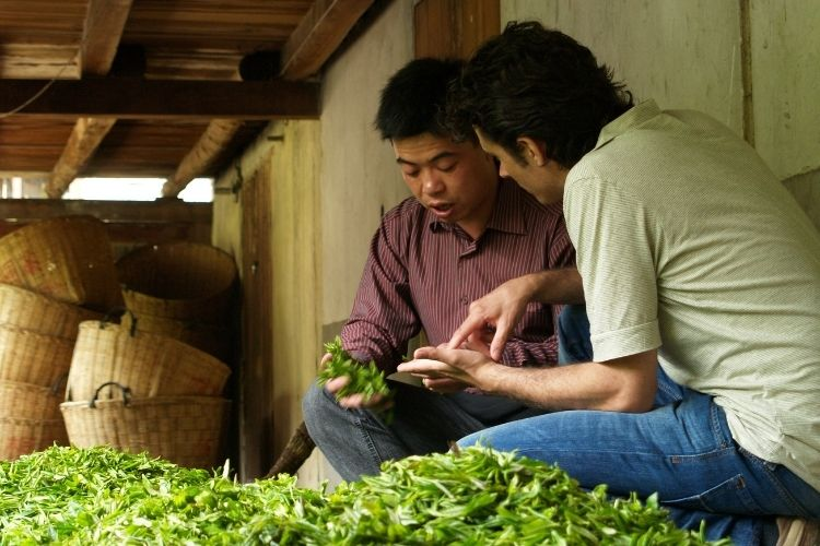 Visiting origin gives us an opportunity to connect with the people who play such a crucial roll determining the taste of our tea.