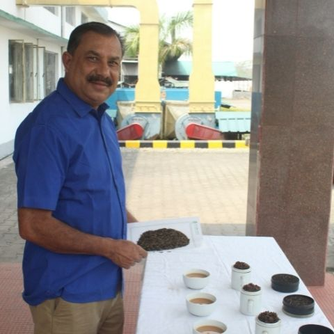 Talat is a third generation Assamese tea planter and has managed Orangajuli Garden for the past four decades.