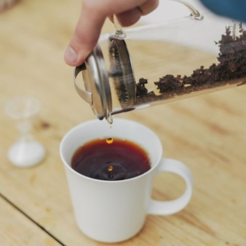 Talat's second flush tea from Orangajuli garden makes up our bold and invigorating Assam Breakfast tea.