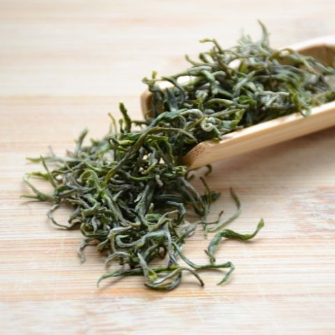 Green Tea can be a rich source of plant based nutrients