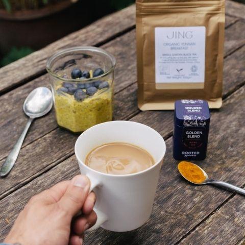 Organic Yunnan Breakfast Tea
