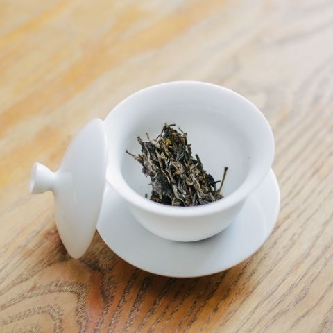 Our Ai Lao Mountains Raw Puerh is traditionally infused 'gong fu' style in a gaiwan for a complex, concentrated taste.