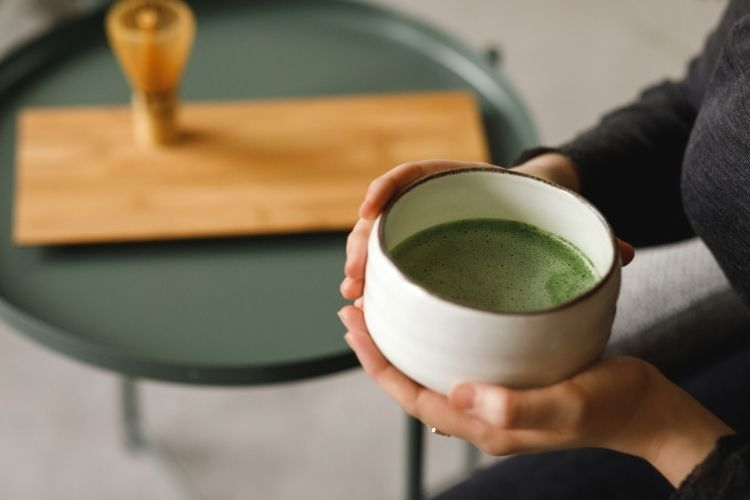 Matcha is the centrepiece of the Japanese Chado tea ceremony