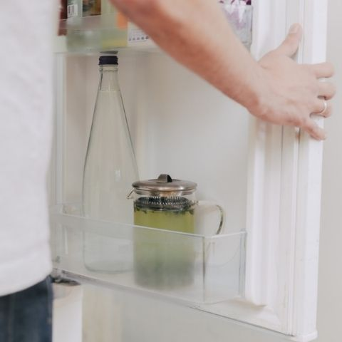 Leave your tea to cold infuse in the fridge for the most refreshing results.