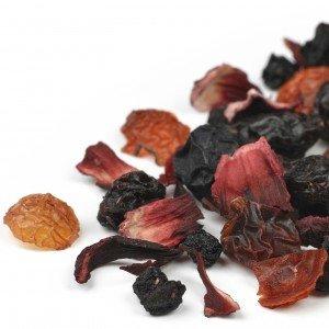 Blackcurrant And Hibiscus Loose Tea