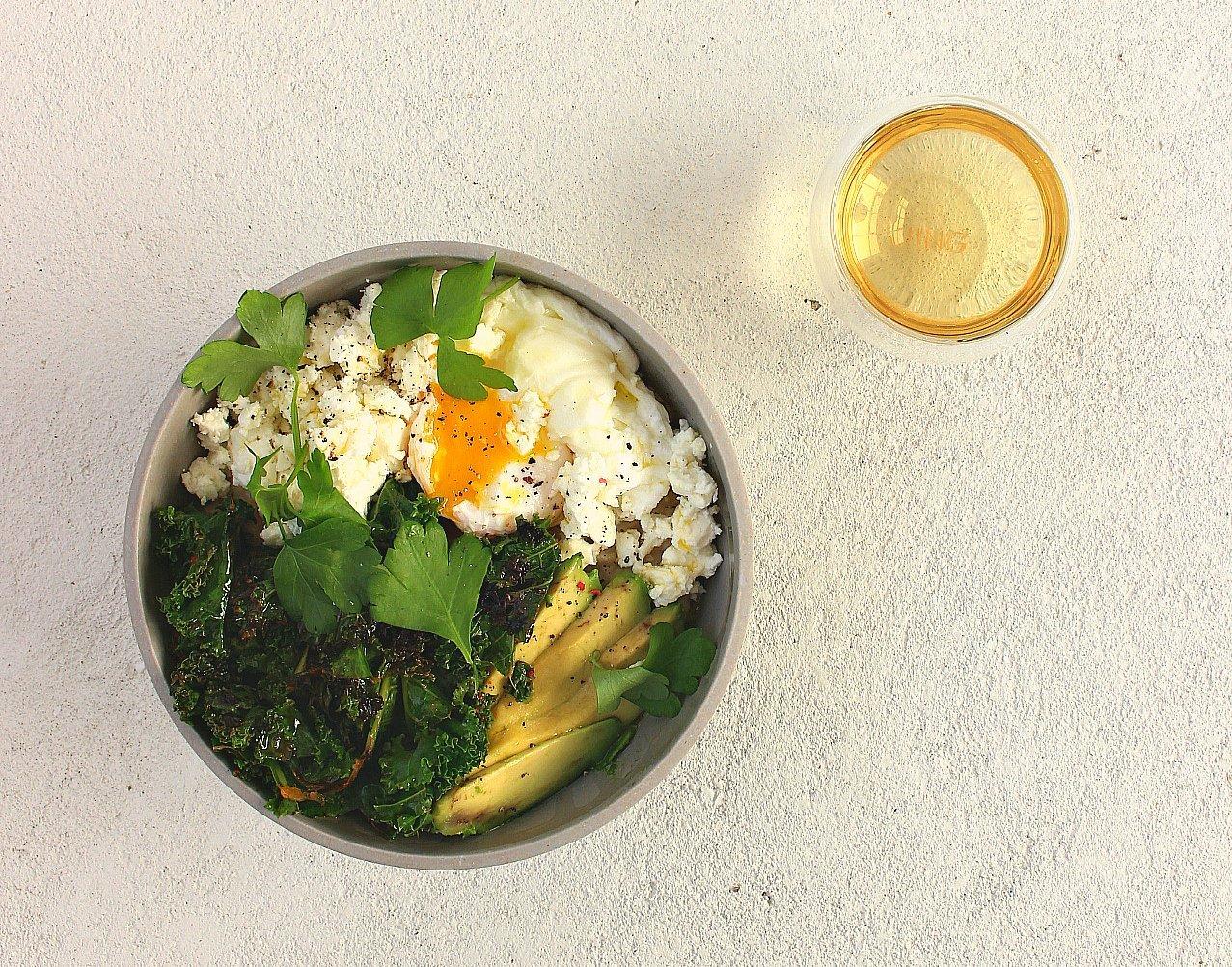 Breakfast tea pairings with porridge