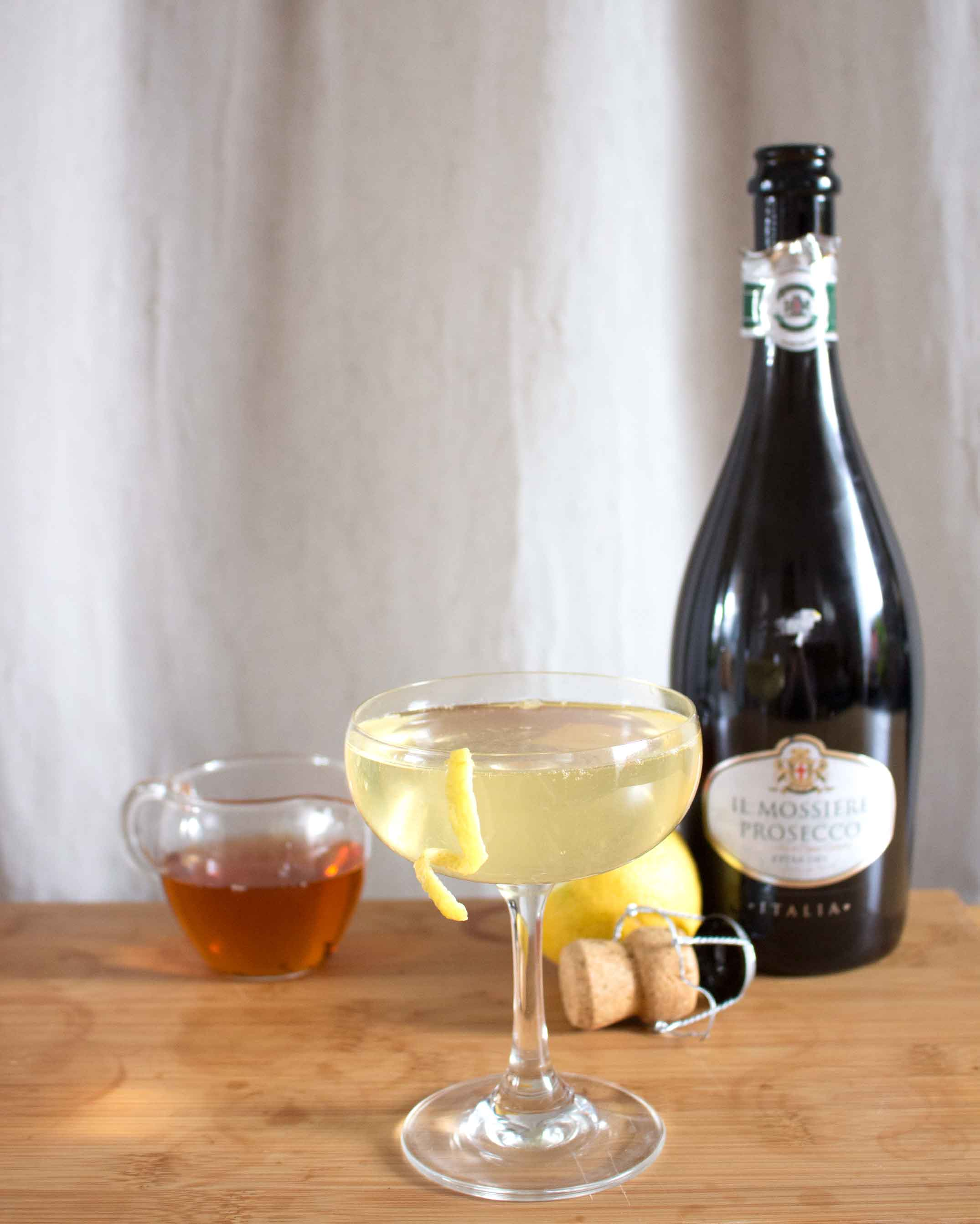 Earl Grey G&Tea Cocktail | World Gin Day