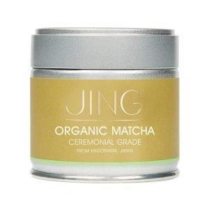 JING Organic Ceremonial Matcha - From Kirishima Japan - Single Origin Matcha Green Tea