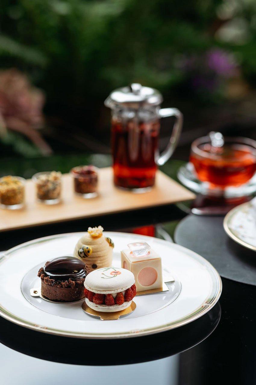 JING and Four Seasons Afternoon Tea Week 2018