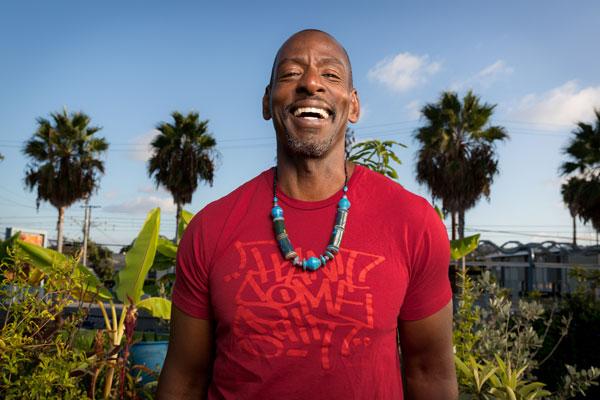 Ron Finley: A Guerrilla Gardener in South Central LA